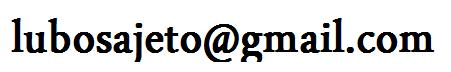 Email do redakce